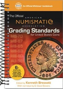 Coin Collecting Books: ANA Grading Standards for United States Coins