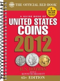 Coin Collecting Books: 2012 Guide Book of United States Coins Red Book