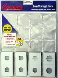 Coin Collectors Supplies: Cowens Coin Storage Packs