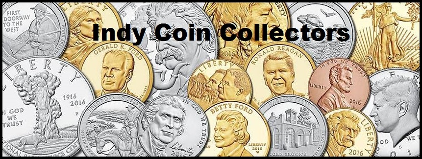 Indy Coin Collectors, Indianapolis, Indiana
